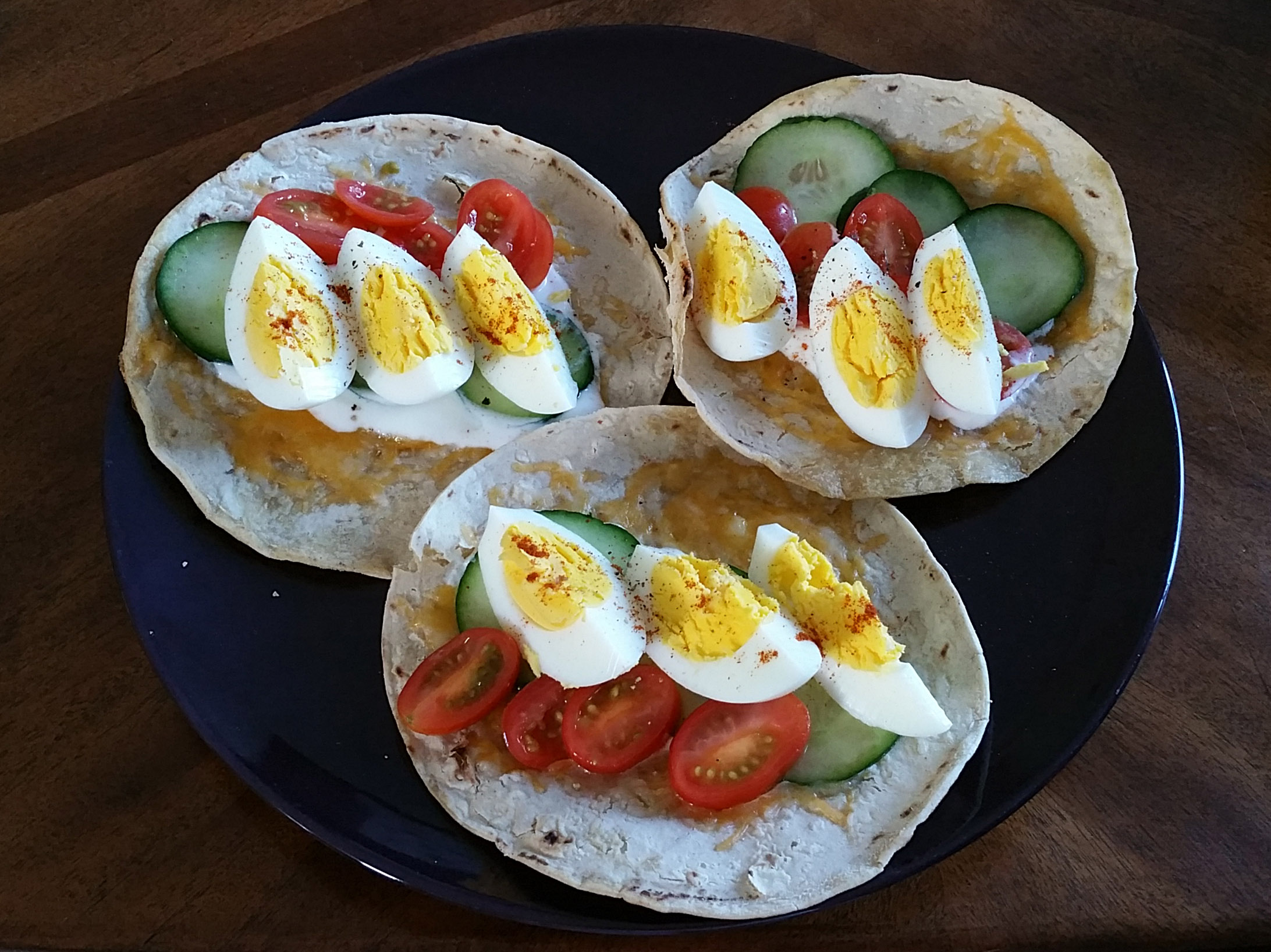 Breakfast Tortilla Wrap